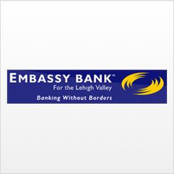 Embassy Bank for the Lehigh Valley